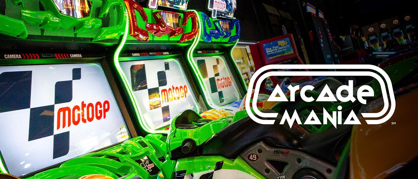 Arcade Mania slide