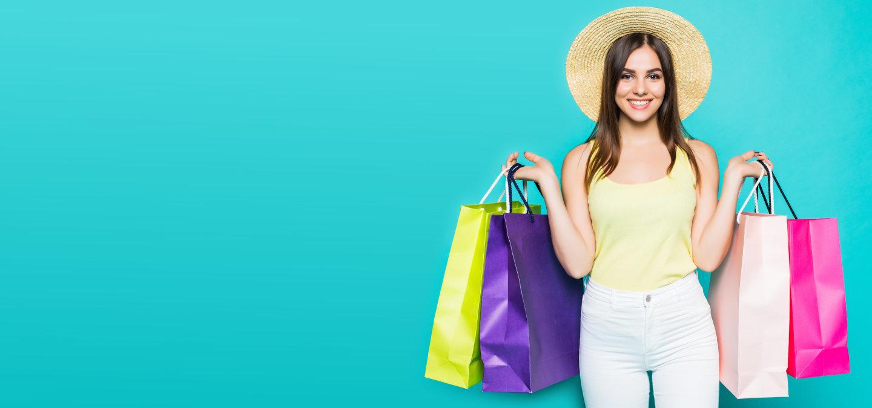 Shopping Slide